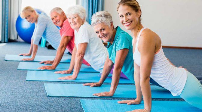 Exercícios para idosos: pilates e dança ajudam no equilíbrio e no fortalecimento muscular