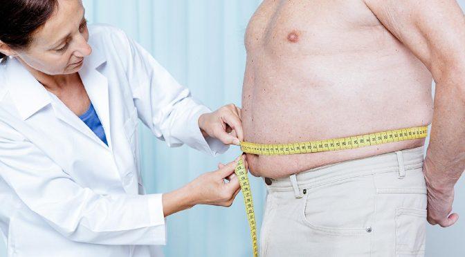 O problema da obesidade em idosos