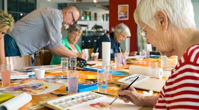 Por que é tão importante desenvolver novas habilidades na velhice?