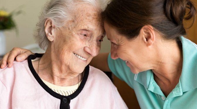 A importância dos cuidados paliativos para pacientes com Alzheimer