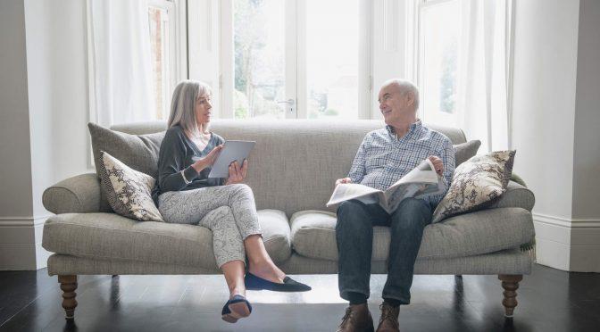 Como garantir a segurança do idoso dentro de casa?