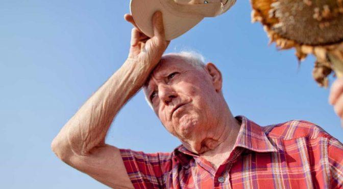 Hipertermia na terceira idade: quais cuidados os idosos devem ter em dias quentes?